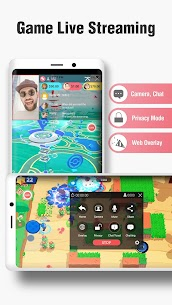 CameraFi Live – YouTube, Facebook, Twitch and Game Apk  Download For Android 3