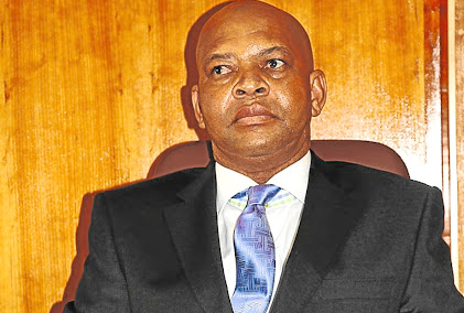 Provincial positions: Limpopo Premier Stan Mathabatha was re-elected unopposed as ANC provincial chairman at the party's provincial elective conference at the weekend. Picture: SIMON MATHEBULA/ SUNDAY TIMES
