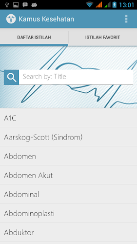 Download medical dictionary APK latest version app by