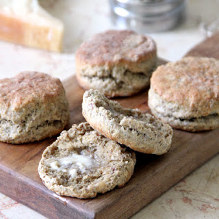 Parmesan-Thyme Buttermilk Biscuits
