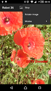 SSTV Encoder- screenshot thumbnail