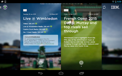 The Championships, Wimbledon - screenshot thumbnail