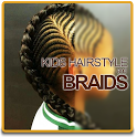 Kids Hairstyle and Braids icon