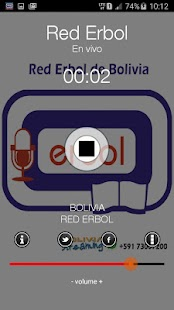 Radio ERBOL de Bolivia- screenshot thumbnail