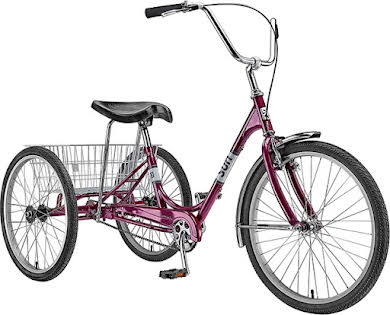 "Sun Bicycles Traditional 24"" Adult Trike alternate image 2"