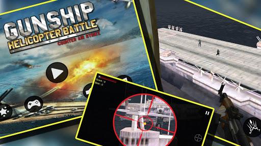 海軍 武装ヘリコプター 砲手: ヘリコプター 3D