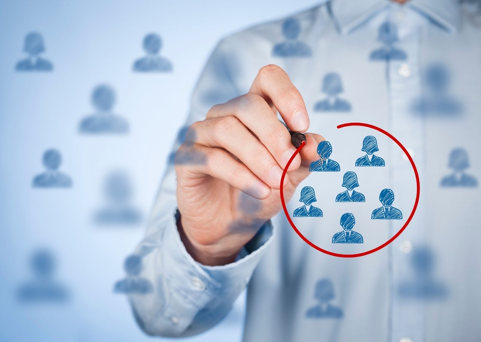 International Institute of Digital Marketing™, Social media targeting