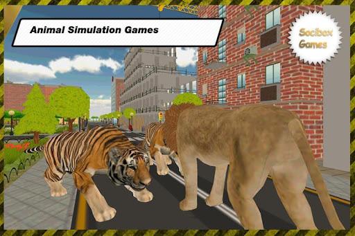 無料角色扮演Appの虎シミュレータ|記事Game
