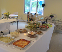 Photo: The offerings; yummy!