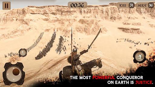 Ertugrul Gazi The Warrior : Empire Games 1.0 screenshots 1