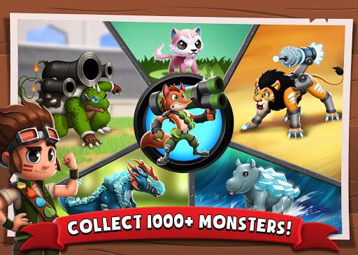 Battle Camp - Monster Catching screenshot 15