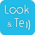Look&Tell USB camera broadcast icon