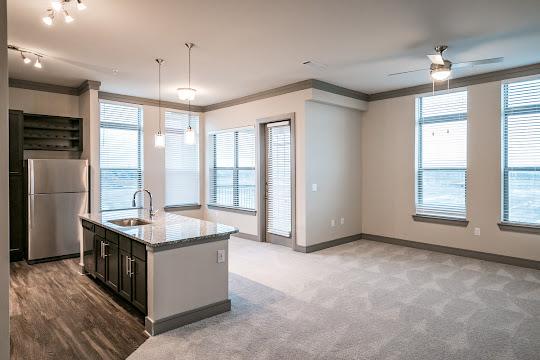 Buff Floorplan 2 Bed 2 Bath Verus Apartments In Frisco Texas