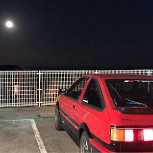 カローラレビン AE86 S62年 GT-Vのカスタム事例画像 かぼちゃままさんの2019年01月21日19:36の投稿