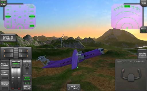 Turboprop Flight Simulator 3D  screenshots 15