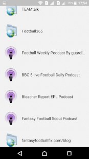 English Football Fantasy - náhled