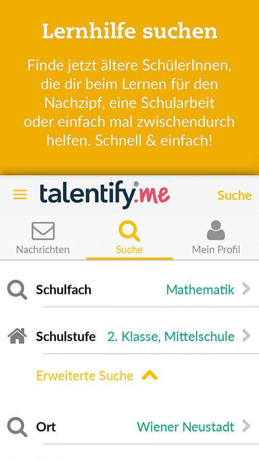 talentify.me- screenshot