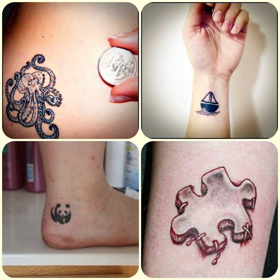 small tattoo design android apps on google play. Black Bedroom Furniture Sets. Home Design Ideas