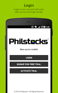 Philstocks Mobile- screenshot thumbnail