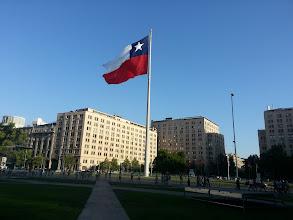 Photo: In Santiago, Chile