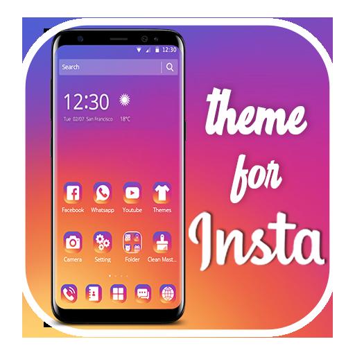 Baixar Tema para Instagram