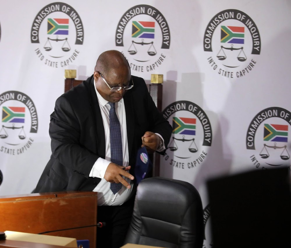 WATCH LIVE   State capture inquiry to hear more State Security Agency-related evidence