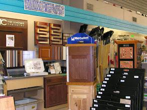 Photo: Cabinets