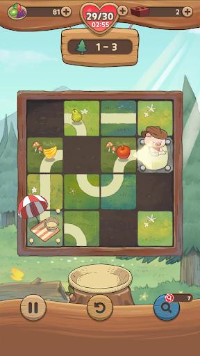 Piglet's Slidey Picnic 1.1.2 screenshots 1