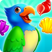 Island Adventure - Bird Blast Match 3