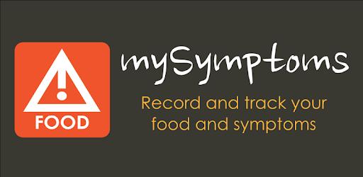 Food & symptom diary used by sufferers of irritable bowel (IBS / IBD), migraines