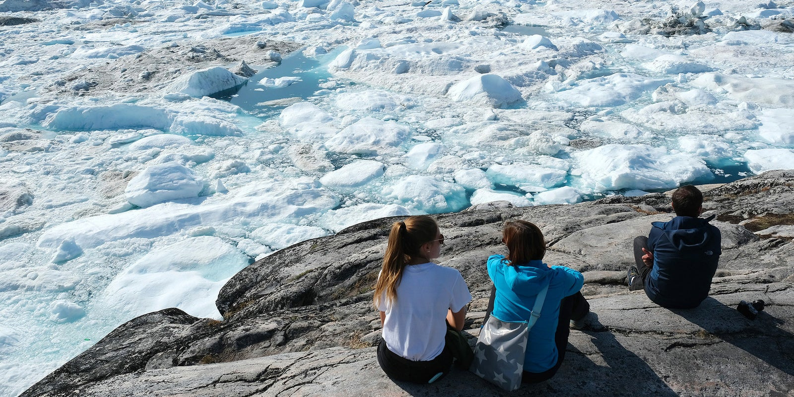 Groenlandia se derrite 7 veces más rápido que hace 30 años