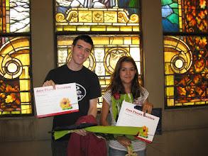 Photo: Els Jocs Florals Escolars - Barcelona 2011