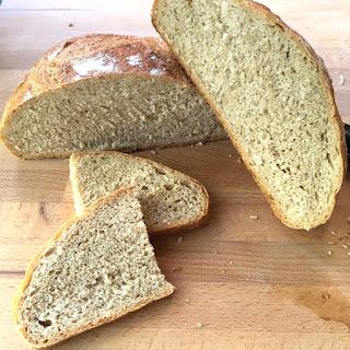 Freshly Ground Flour Bread Recipes