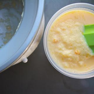 Tangerine Sherbet Recipe