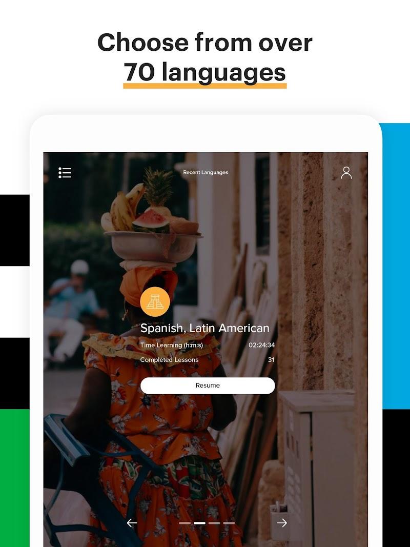 Mango Languages: Personalized Language Learning Screenshot 8