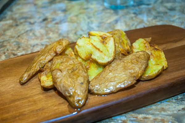 Tater Essentials: Salt & Vinegar Fingerling Taters Recipe