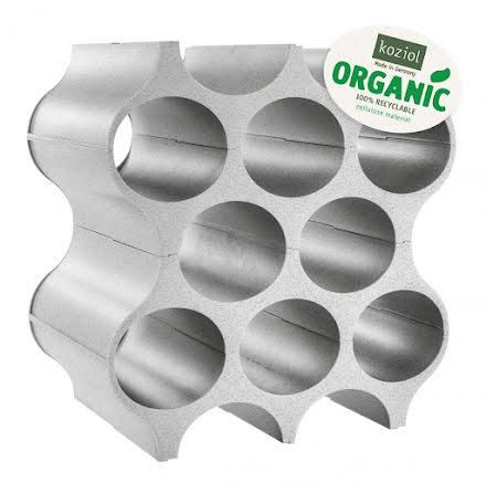 SET-UP, Vinställ, Organic grå