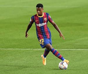 Ansu Fati emmène le Barça vers la victoire
