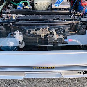 スプリンタートレノ AE86 昭和62年式GT-APEXのカスタム事例画像 F.F.R ざっくぅ(-Aさんの2020年06月09日21:56の投稿