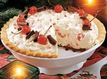 White Christmas Pie