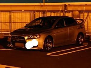 ランサーエボリューション X プレミアム 2012年のカスタム事例画像 Yukiさんの2020年11月01日12:26の投稿