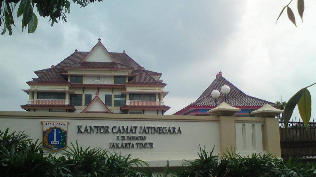 Kantor Camat Jatinegara Kota Administrasi Jakarta Timur Kantor Pemerintah Distrik