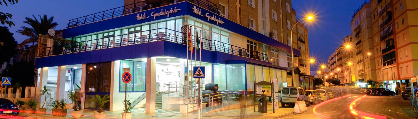 Galería Hotel Guadalquivir