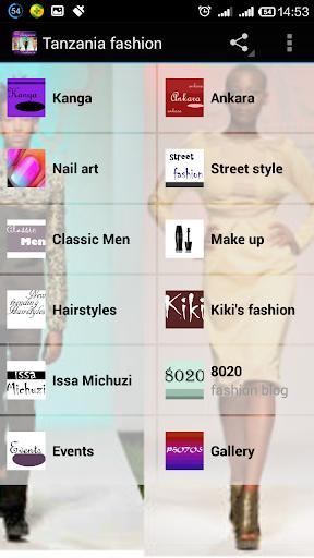 Tanzania fashion