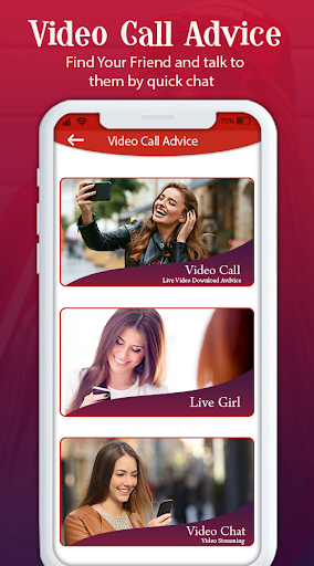 Live video call and video chat guide 1.0 screenshots 4