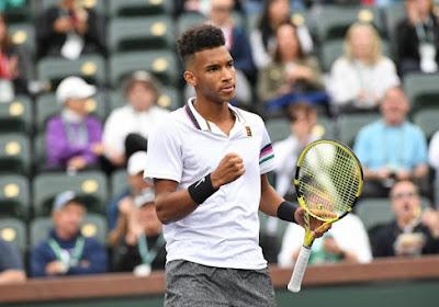 Miami: Roger Federer impressionne, nouvel exploit pour Felix Auger-Aliassime