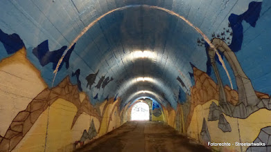 Photo: Pascal Maßbaum; Tunnel Grunertstraße / Raumerstraße; work in progress