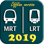 Singapore MRT Map 2019 (Latest!)