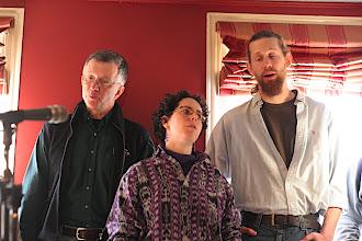 Photo: Paul, Miriam, Robin