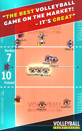 Volleyball Championship  screenshots 6